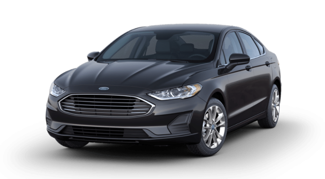 New 2020 Ford Fusion SE Sedan Pottstown